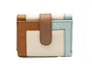 Rimini Tan Mini Wallet