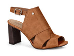 Juliana Camel Sandal