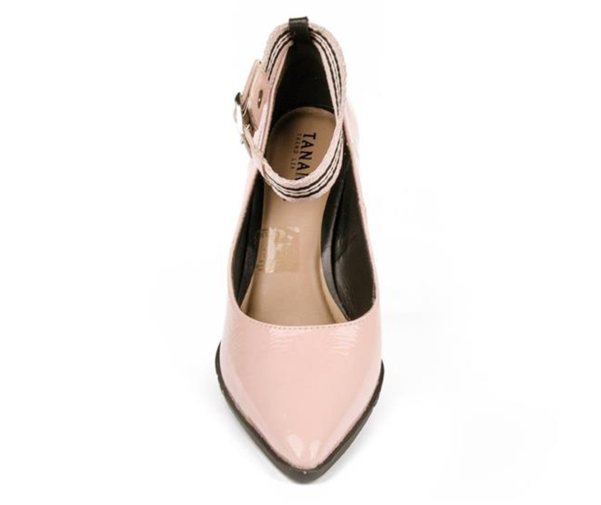 Isabel Blush Ankle Pump