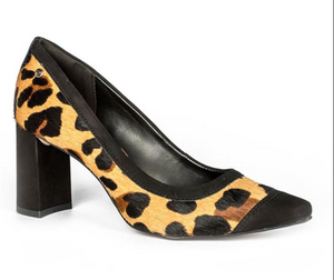 Raquel Cheetah Pump