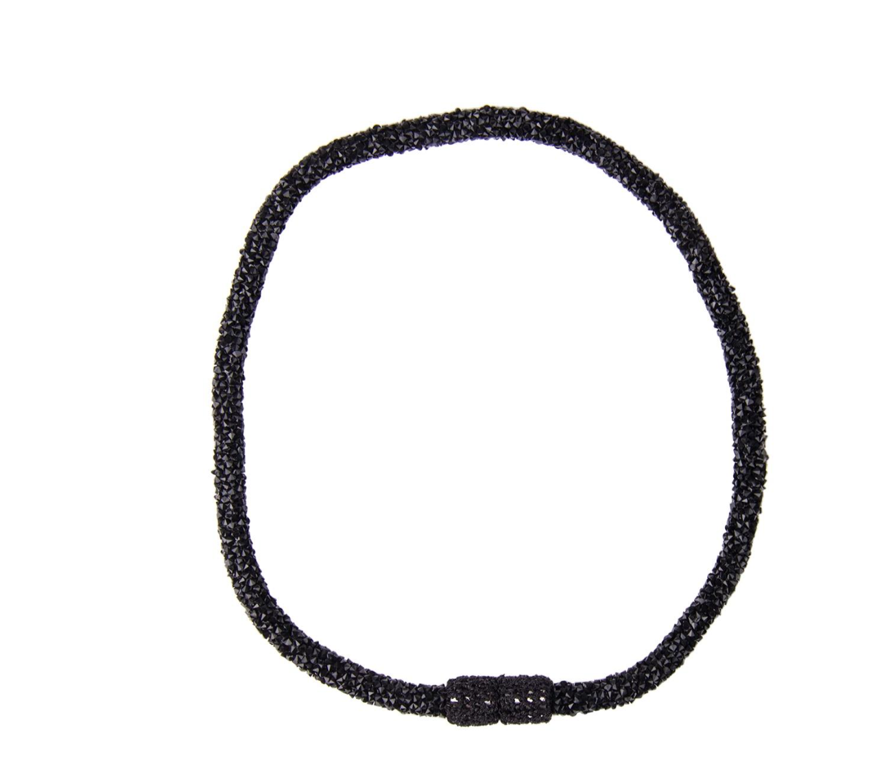 Austria Black Necklace