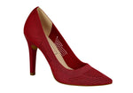 Malha Red  Pumps T1746