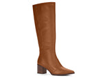 Brown Thigh High Leather Boot | Women's Riding Boot