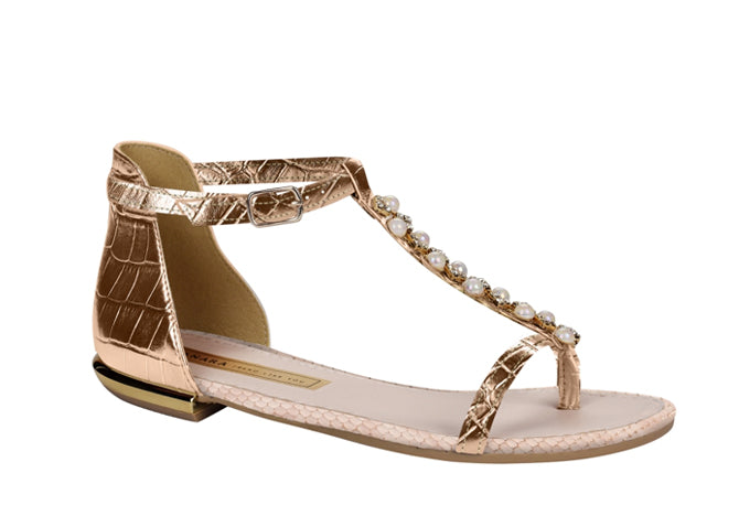 Navoja rose gem sandals T1766