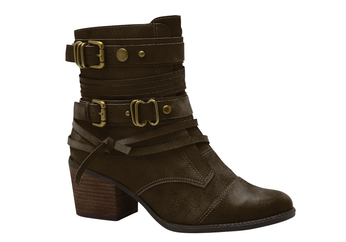 BOOT RATO BROWN - DPARZ