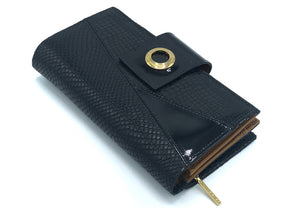 WALLET MULTI BLACK BM538