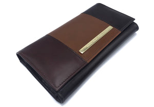 WALLET MULTI BROWN BM570