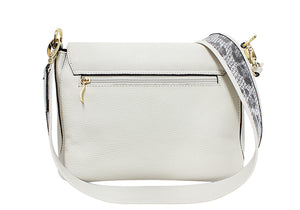 OFF WHITE CROSSBODY BAG DS2885