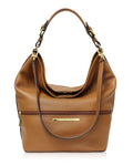 CARAMEL HOBO BAG DS2627