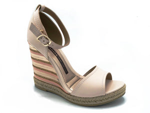 Rosie Peep Toe Wedge Sandals