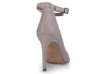 Lavender Ankle Wrap Pump |Women's  dress shoes |Dparz Shoes
