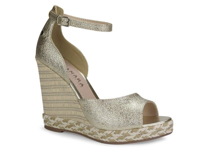 High Metallic Wedge | Women's Wedges
