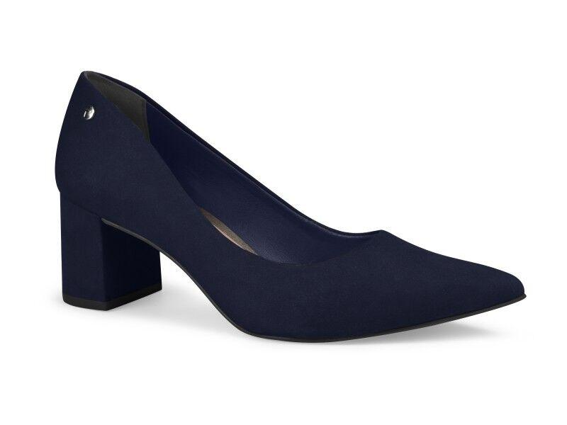 Emma Dark Blue Pump
