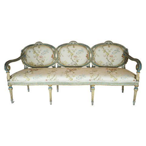 Baltic Sofa Neoclassical Sofa