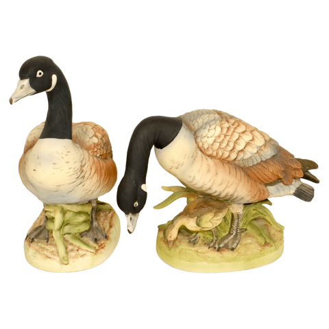 Canada Decorative Canada Geese by Andrea, Pair
