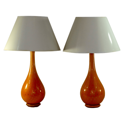 The Antique Shop Lamps Murano Glass Lamps