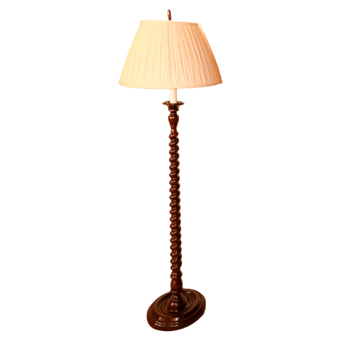The Antique Shop Lamps Wooden Floor Lamp