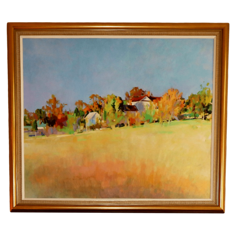 The Antique Shop Paintings Painting of Farm House