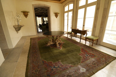 The Antique Shop Rugs and Carpets Antique Sultanabad Carpet