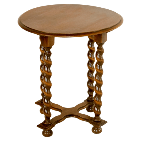The Antique Shop Tables Barley Twist Table