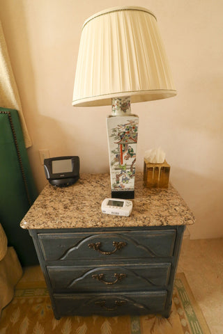 The Antique Shop Tables Marble Top Night Stands