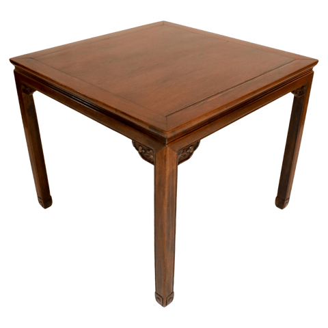 The Antique Shop Tables Square Wooden Table