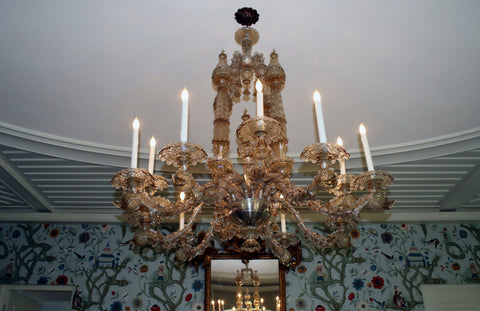 The Antique Store Chandelier