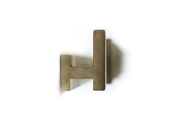 H Series - Bronze H4 Five-Space Hook