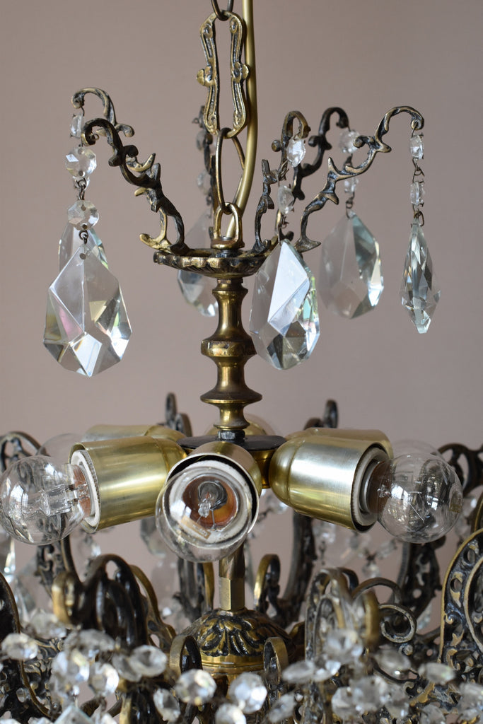 Opulent Light Fittings Ornate Lighting Home Decor Antique French – French Style Chandelier