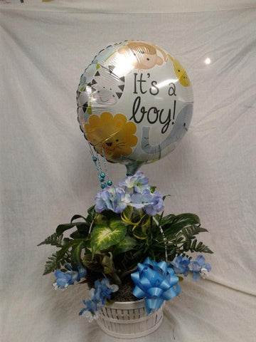 Baby Boy/Girl Planter