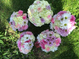 Bridal Party Bouquets