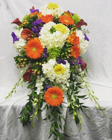 Really Big Fall Bouquet
