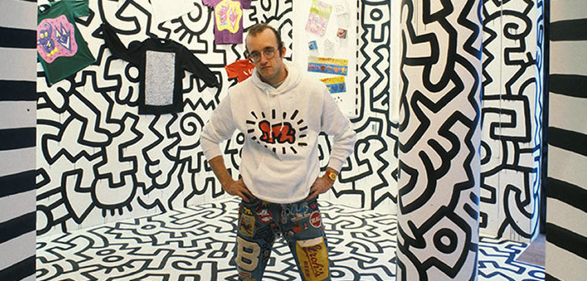 Keith Haring - Street Art Prints for Sale – Lofty Marketplace