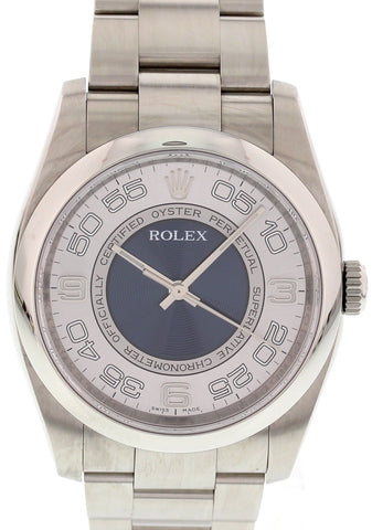Men's Rolex Oyster Perpetual Chronometer 116000
