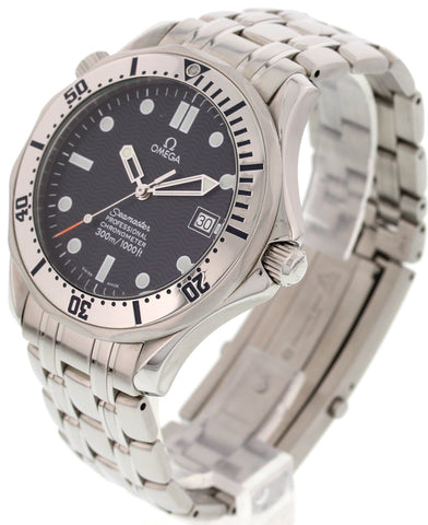 Men's Omega Seamaster Professional Automatic Stainless Steel Watch 26328000