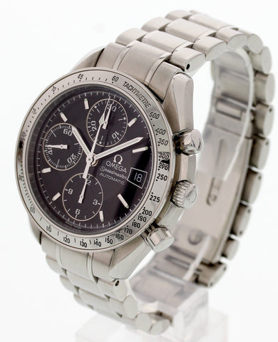 Men's Omega Speedmaster Stainless Steel Chronograph Automatic 35135000
