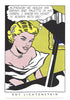 Roy Lichtenstein (American, 1923-1997), Girl at the Piano, 1994, screenprint