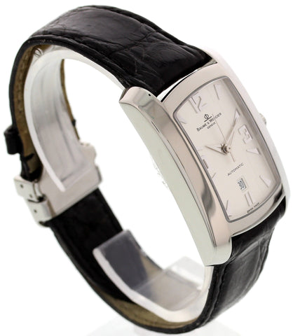 Baume & Mercier Hampton Stainless Steel Automatic Watch 65308