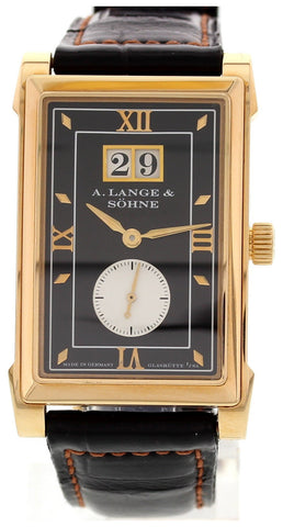 Men's A. Lange & Söhne Cabaret 18K Rose Gold Watch, ref. 107.031