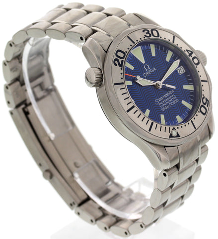Men's Omega Seamaster Professional Chronometer Watch 168.1641