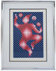 Victor Vasarely (Hungarian/French, 1906-1997), Untitled (Harlequin Juggling), screenprint, signed, ed. 250