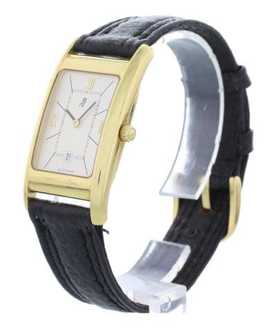 Ladies 18K Yellow Gold Audemars Piguet Quartz Watch, ref. C-69102