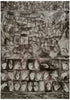 Jasper Johns (American, b. 1930), Untitled, 2013, offset lithograph