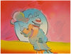 "Peter Max (American, b. 1937), ""Images of an Era\"", 1990, the complete set of five screenprints in colors, signed, ed. 300"