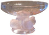 "Lalique ""Nogent"" Frosted and Clear Glass Bowl, French, 20th century, signed"