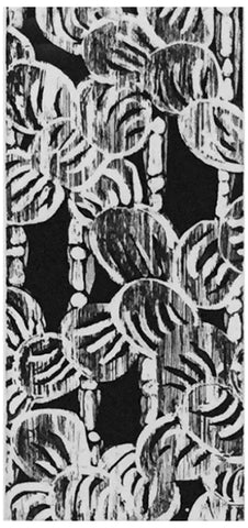 "Robert Kushner (American, b. 1949), ""Bear Claws and Bamboo"", 1980,  etching, ed. 35"