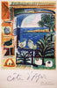 "Pablo Picasso (Spanish, 1881-1973), ""Cote d'Azur"", 1962, lithograph in colors, ed. 15000"