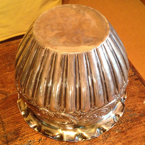 Edwardian Silver Bowl, Jay, Richard Attenborough & Co., Chester, 1902