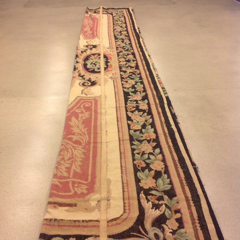 Aubusson-Style Carpet, China, 20th century