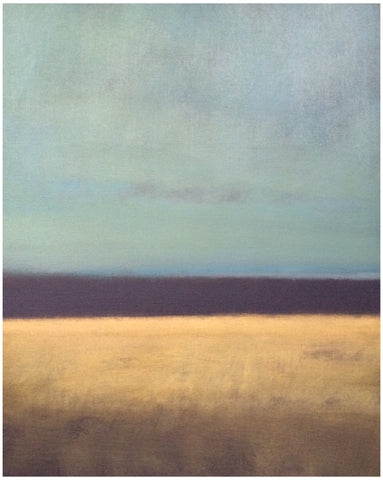 "Kevin Fitzgerald (American, b. 1953), ""Opal Horizon"", 2013, oil on canvas, signed"